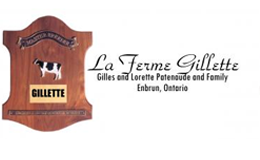 Ferme Gillette Dairy Farm